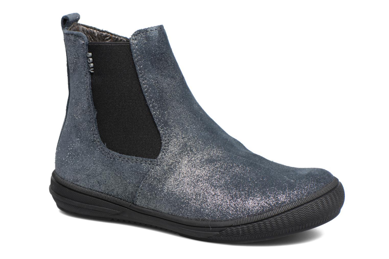 Bottines et boots Bopy Sichou Bleu vue détail/paire