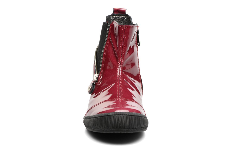 Bottines et boots Bopy Shanel Violet vue portées chaussures