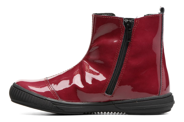 Bottines et boots Bopy Shanel Violet vue face