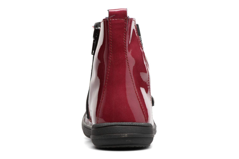 Bottines et boots Bopy Shanel Violet vue droite