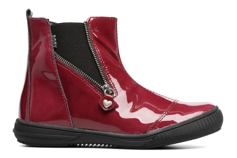 Bottines et boots Bopy Shanel Violet vue derrière