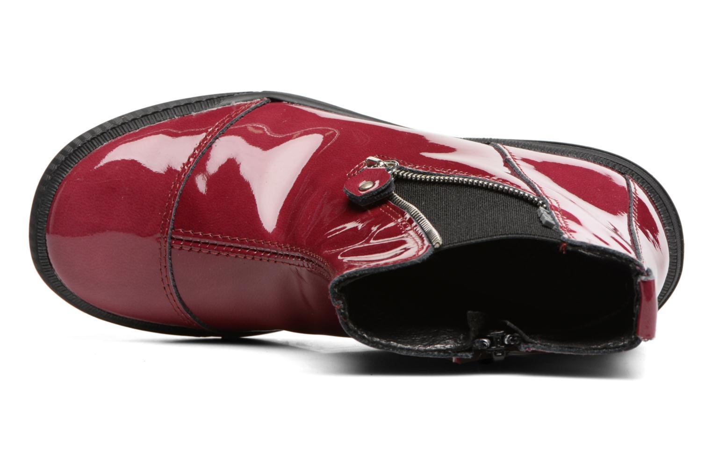 Bottines et boots Bopy Shanel Violet vue gauche