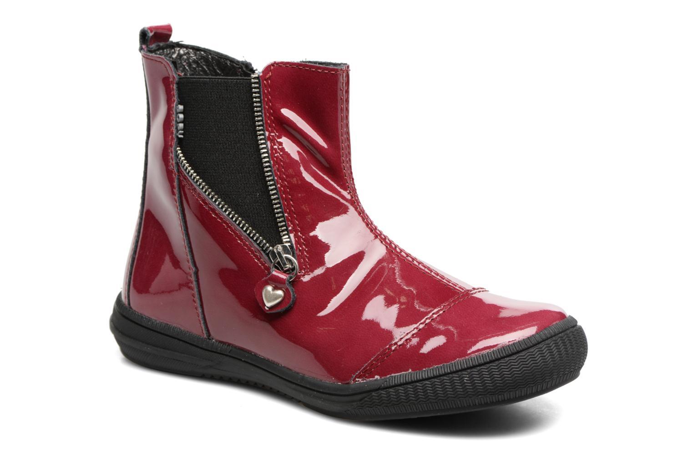 Bottines et boots Bopy Shanel Violet vue détail/paire