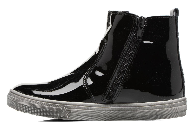 Bottines et boots Bopy Siane Noir vue face