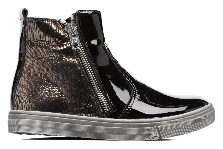 Bottines et boots Bopy Siane Noir vue derrière