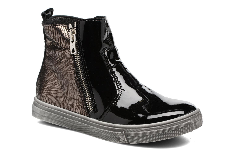Bottines et boots Bopy Siane Noir vue détail/paire