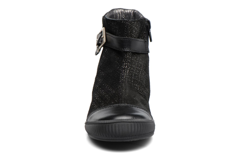Bottines et boots Bopy Saori Noir vue portées chaussures