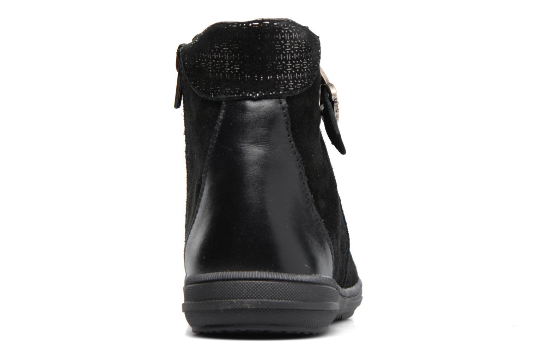 Bottines et boots Bopy Saori Noir vue droite