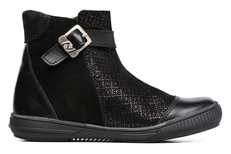 Bottines et boots Bopy Saori Noir vue derrière