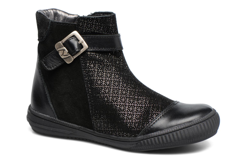 Bottines et boots Bopy Saori Noir vue détail/paire
