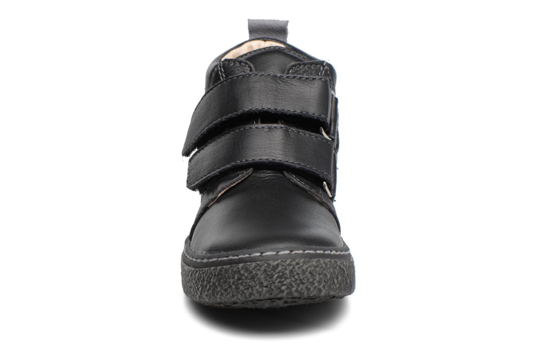 Baskets Bopy Vlaise Noir vue portées chaussures