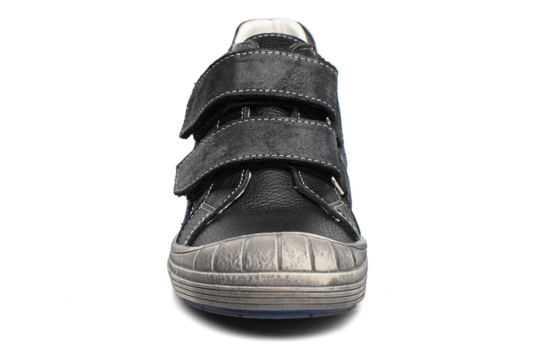 Baskets Bopy Ventura Noir vue portées chaussures