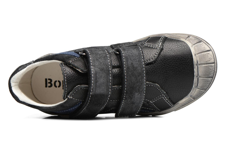 Baskets Bopy Ventura Noir vue gauche