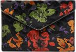 Leo Clutch Floral Velvet