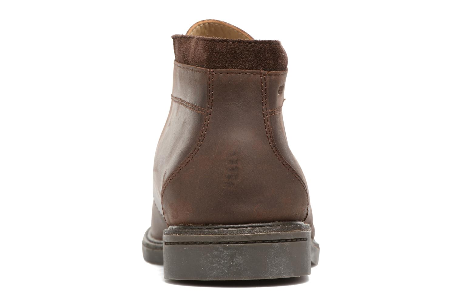 Turner Chukka Waterproof Dark Brown