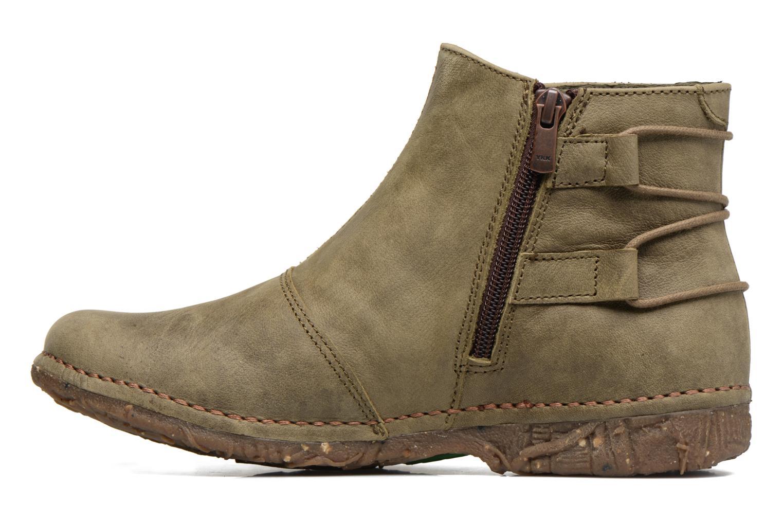 Bottines et boots El Naturalista Angkor N917 Vert vue face