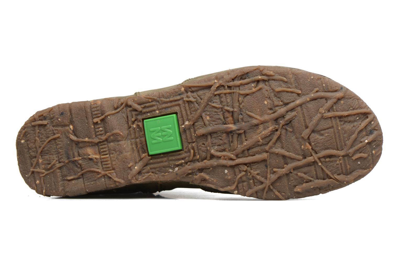 Bottines et boots El Naturalista Angkor N917 Vert vue haut