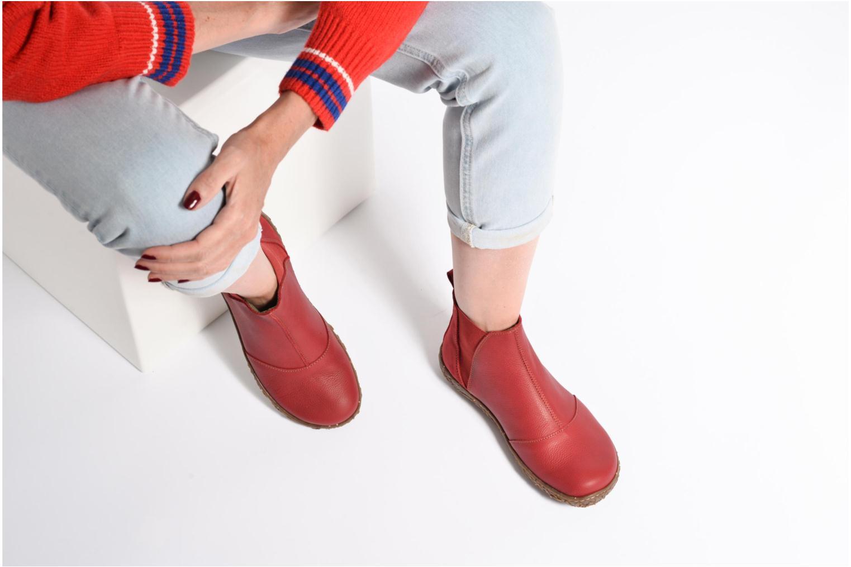 Bottines et boots El Naturalista Nido Ella N786 Noir vue bas / vue portée sac