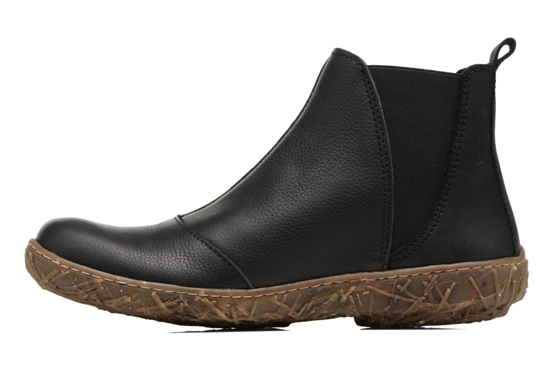 Bottines et boots El Naturalista Nido Ella N786 Noir vue face