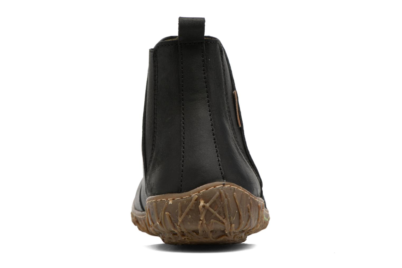 Bottines et boots El Naturalista Nido Ella N786 Noir vue droite