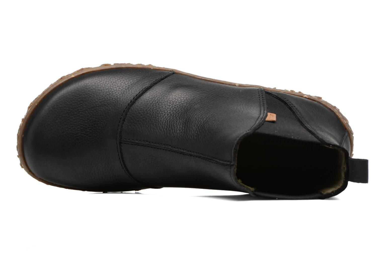 Bottines et boots El Naturalista Nido Ella N786 Noir vue gauche