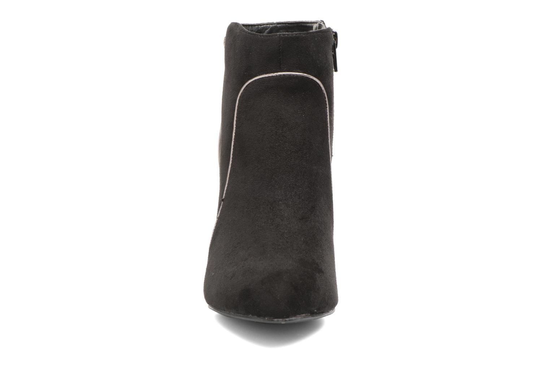 Bottines et boots Kaporal Sandow Noir vue portées chaussures