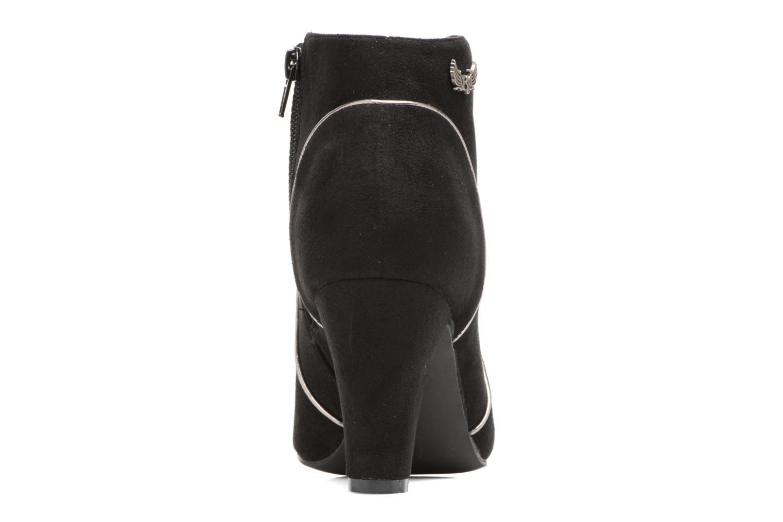 Bottines et boots Kaporal Sandow Noir vue droite