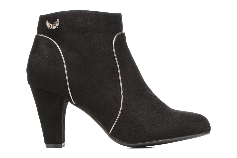 Bottines et boots Kaporal Sandow Noir vue derrière