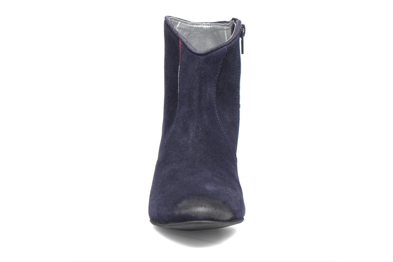 Bottines et boots Kaporal Vuber Bleu vue portées chaussures