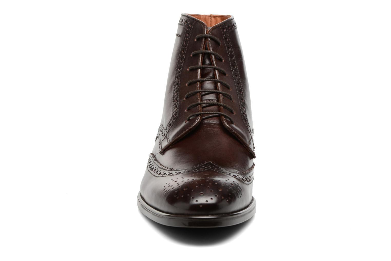 Bottines et boots Marvin&Co Thomley Marron vue portées chaussures