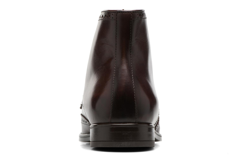 Bottines et boots Marvin&Co Thomley Marron vue droite