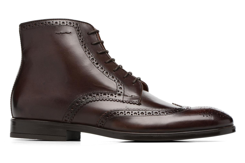 Boots en enkellaarsjes Marvin&Co Thomley Bruin achterkant
