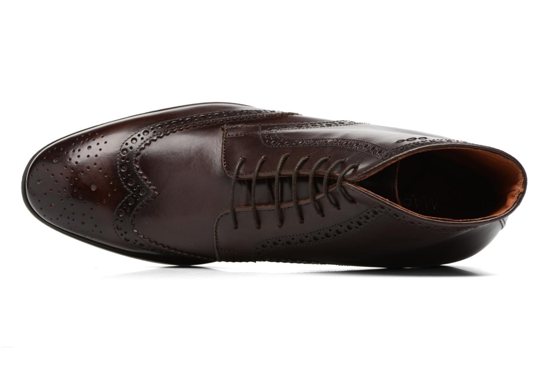 Boots en enkellaarsjes Marvin&Co Thomley Bruin links