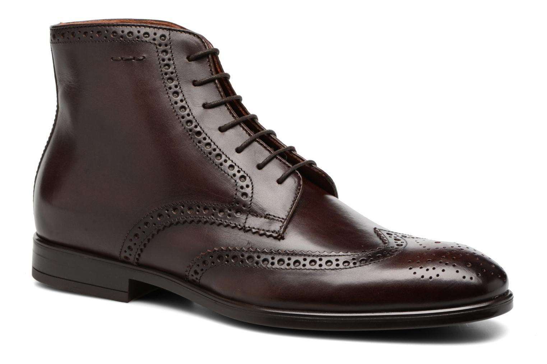 Boots en enkellaarsjes Marvin&Co Thomley Bruin detail