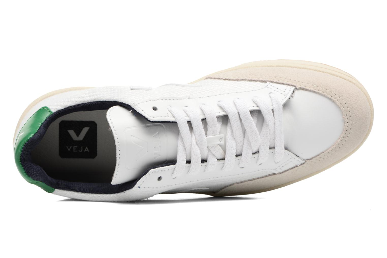 Baskets Veja V-12 B-MESH Blanc vue gauche
