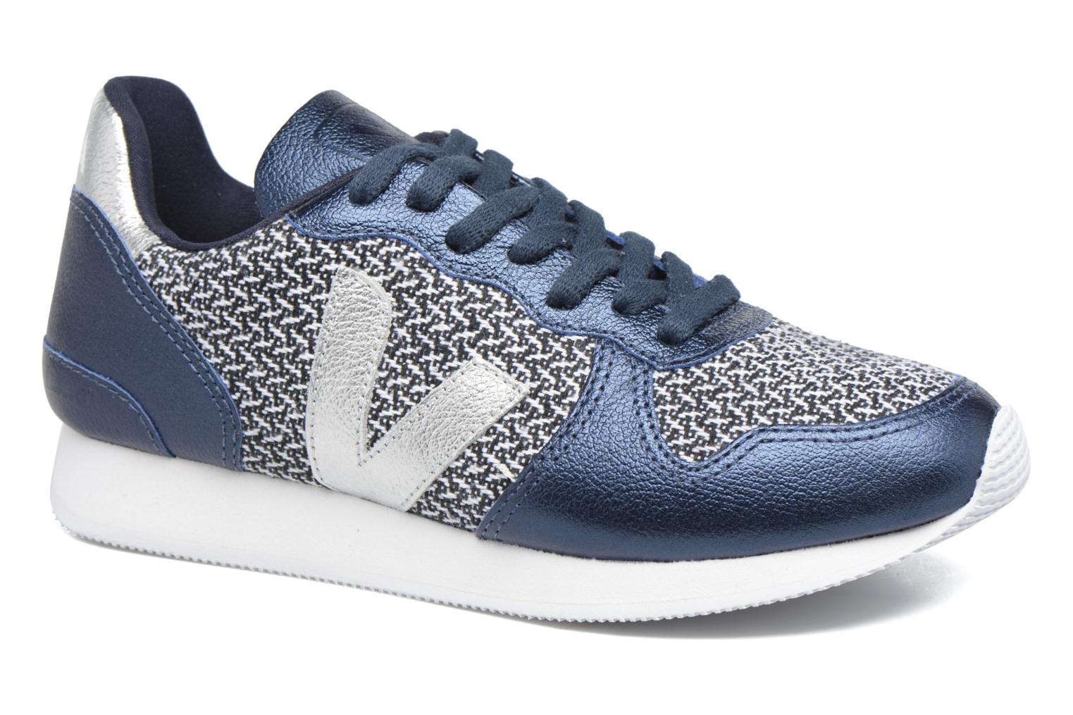 Baskets Veja HOLIDAY LT BLEND Bleu vue détail/paire