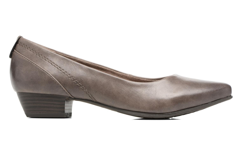 Ballet pumps Jana shoes Filora Beige back view