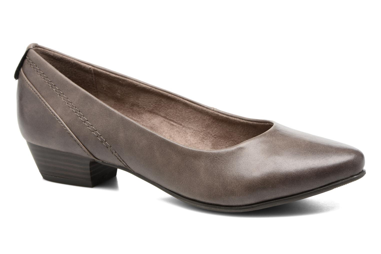 Ballet pumps Jana shoes Filora Beige detailed view/ Pair view