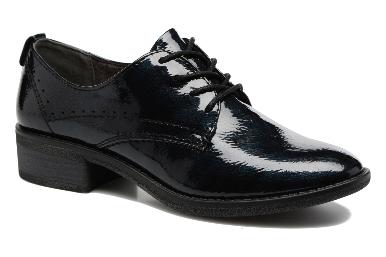 Scarpe con lacci Jana shoes Duna Azzurro vedi dettaglio/paio