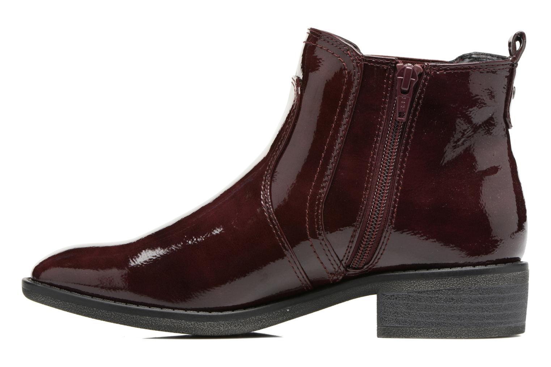 Bottines et boots Jana shoes Zali Bordeaux vue face