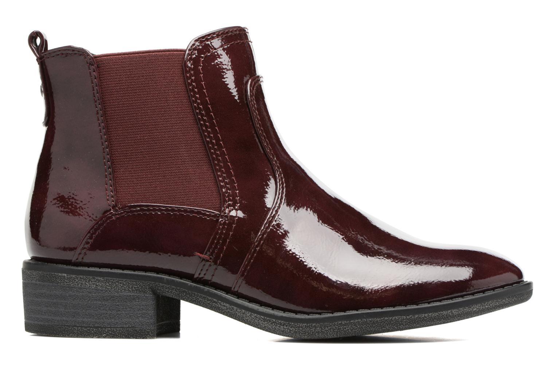 Bottines et boots Jana shoes Zali Bordeaux vue derrière