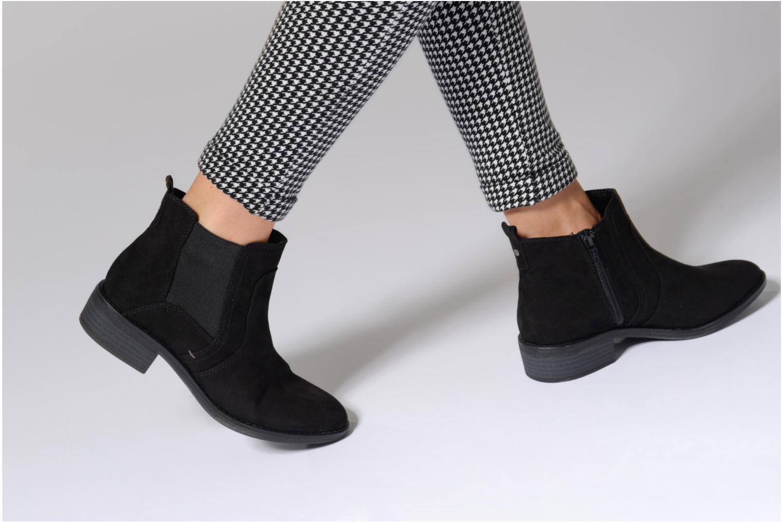 Stivaletti e tronchetti Jana shoes Myat Beige immagine dal basso