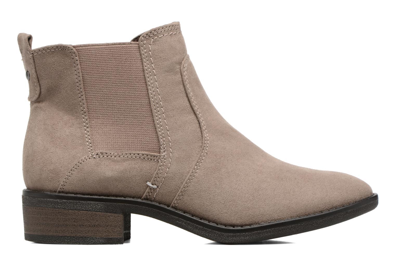 Bottines et boots Jana shoes Myat Beige vue derrière