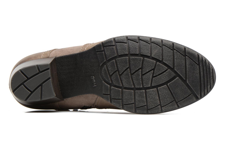 Bottines et boots Jana shoes Jumona Beige vue haut