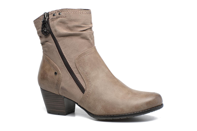 Bottines et boots Jana shoes Jumona Beige vue détail/paire