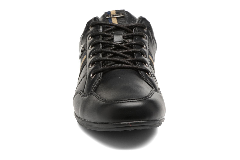 Baskets Kappa Tenham Noir vue portées chaussures