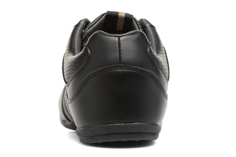 Baskets Kappa Tenham Noir vue droite
