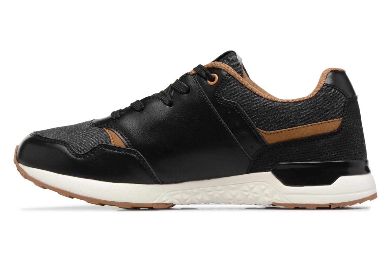Sneakers Kappa Cartago Nero immagine frontale