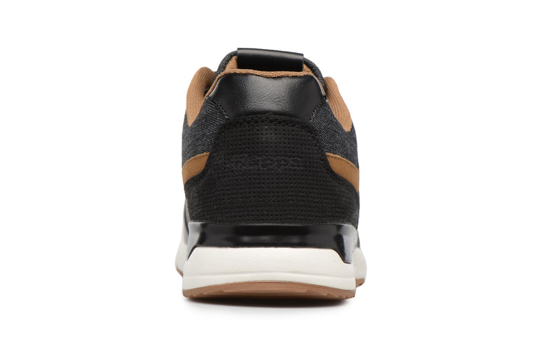Sneakers Kappa Cartago Nero immagine destra