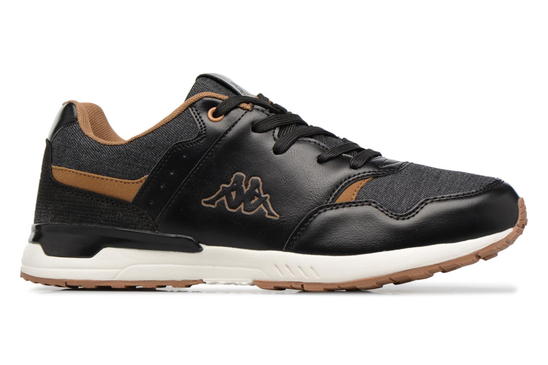 Sneakers Kappa Cartago Nero immagine posteriore